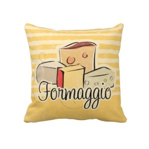 This would be a nice addition to my cheese pillow collection. No lie, that exists.